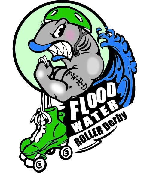 Flood Water Roller Derby